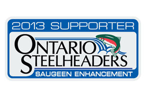Ontario Steelheaders Decal Support Program