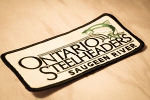 Ontario Steelheader Member Patch