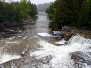 McGowan Falls; Saugeen River, Durham Ontario