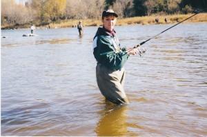 Jocelyn Campbell Saugeen River