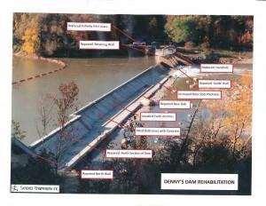Dennys Dam Rehabilitation (3)